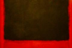 Mark Rothko, sans-titre(Noir, Rouge sur Noir sur Rouge), 1964 -SL