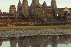 Temple d'Ankor Watt, Cambodge - SL