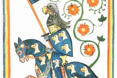 Codex Manesse, 14ème siècle - domaine public