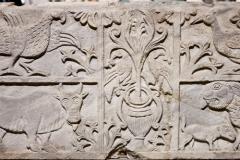 Devant d'autel, église du 9ème siècle, Italie, Louvre - SL2019