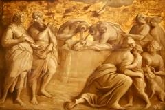 Le sacrifice d'Elie, Arnoult de Vuez, 17ème siècle, musée des beaux arts Lille - SL 2019