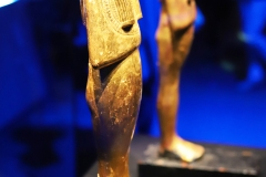 Horus statuette, tombeau de Toutankhamon, 1327 av. J.C. - SL 2019
