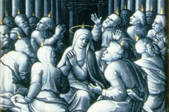 La Pentecôte, Pierre Reymond, 1622 - wikimedia commons, domaine public