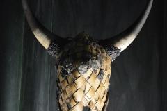 Masque d'initiation Kebul (Sénégal), musée du quai branly - wikimedia commons, domaine public