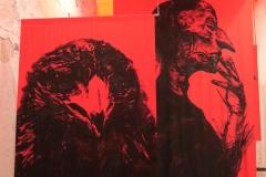Jamie Cameron, installation Biennale de Venise 2019 - WB 2019