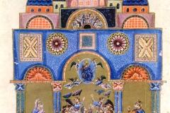 Eglise des Saints Apôtres du 4ème siècle, Homeliès de Jacques de Kokkinobaphos - wikimedia commons, domaine public