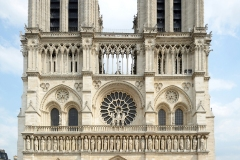Cathédrale Notre Dame de Paris, 12-14ème siècles - wikimedia commons, Peter Haas, CC BY-SA 3.0