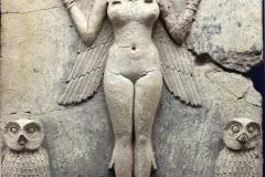 Ishtar, British Museum, 1800-1750 av. J.-C. - SL2019