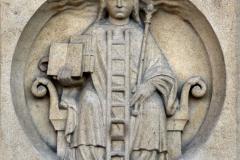 La Sophia, bas-relief, cathédrale Notre Dame de Paris, 12ème-14ème siècles - SL2016