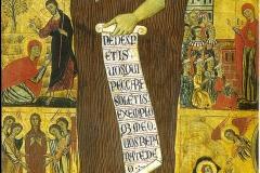 Madeleine pénitente et 8 histoires de sa vie, Maître de la Madeleine, vers 1285 - wikimedia commons, domaine public