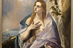 Marie Madeleine pénitente, Le Gréco, 1576 - SL2020