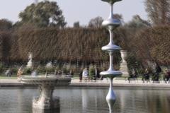Ether, Kohei Nawa, 2018 - Jardin des Tuileries, Paris - SL