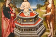 Le Christ, fontaine de vie, 16ème siècle, MBA de Lille - SL