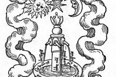 Rosaire des Philosophes, la fontaine mercurielle, 14ème siècle