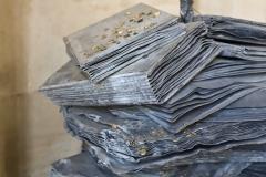 Anselm Kiefer, Danae, détail, Le Louvre, 2007 - SL