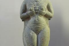 Femme nourrice, Susse (Iran actuel), 14ème siècle av. J.C. - musée du Louvre - SL