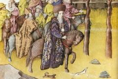 La découverte de l'arbre d'or, Histoire Naturelle, Albertus Magnus, 15ème siècle - domaine public