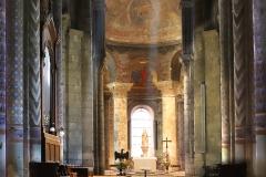 Eglise Notre Dame la grande, détail, Poitiers, 11ème siècle - SL2021