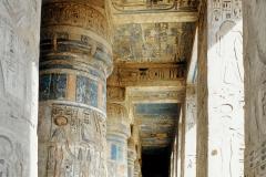 Temple égyptien, détail - SL2004