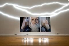Installation Frame of art, Alfredo Jaar, 1987 - SL2008