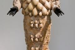 Artemis D'éphèse, 2ème siècle - wikimedia commons, domaine public