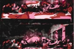 La Cène, Andy Warhol, 1986 -SL