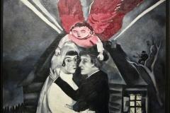 La noce, Marc Chagall, 1918 - SL