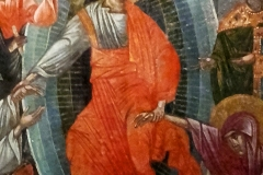 La descente dans les limbes, icône d'Alep, 17ème siècle - wikimedia commons, domaine public