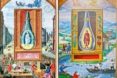 Luna et Sol, Splendor Solis, 16ème siècle - domaine public