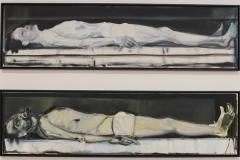 Marlene Dumas, Likeness I et II, 2002 - SL