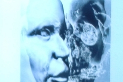 Orlan, Memento mori, 2014 - SL