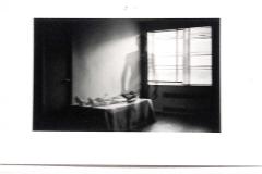 Duane Michals, the spirit leaves the body, détail, 1968 - SL