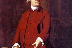 Samuel Adams, John Singleton Copley, 1772 - wikimedia commons, domaine public
