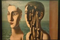Le double secret, René Magritte, 1927 - SL