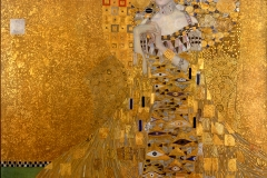 Portrait d'Adèle Bloch-Bauer, Gustav Klimt, 1907 - wikimedia commons, domaine public