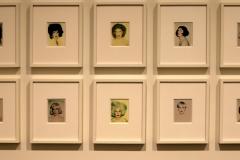 Autoportraits en drag, Andy Warhol, 1980-82 - exposition LV SL2020