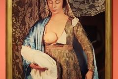 exposition Cindy Sherman, Untitled #216 (portrait historique), 1990 - SL2020