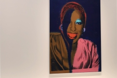 série Ladies and gentlemen, Andy Warhol, 1975 - exposition Fondation Louis Vuitton SL2020