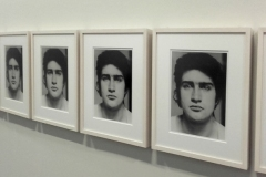 Renverser ses propres yeux, Giuseppe Penone, 1970 - Musée Rodin, SL 2016