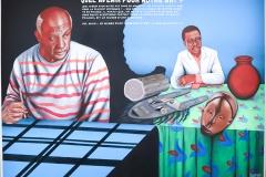 Chéri Samba, quel avenir pour notre art, 1997 - SL2021