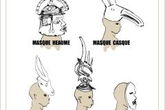 typologie des masques primitifs