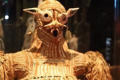 Masque asmat, Mélanésie, 19ème - SL, Musée du quai Branly, 2020