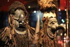 Masque kanak, le Grand Ainé, Nouvelle Calédonie, 19ème siècle - SL, Musée du quai Branly, 2020