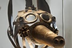 Masque de honte médiéval, Forteresse de Hohensalzburg, Salzbourg - Wikimedia commons, par Klaus D. Peter, Wiehl, Travail personnel, CC BY 3.0,