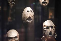 Masques rituels, Népal, 19ème siècle - SL, Musée du quai Branly, 2020