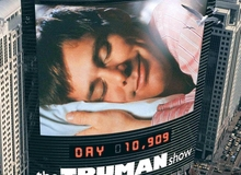 The truman show, affiche - wikimedia commons, fair use.