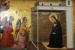 Bernardo Daddi, Annonciation, 14ème siècle - SL
