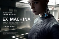 Ex Machina , affiche - wikimedia commons, fair use