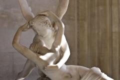 Antonio Canova, Psyché ranimée par le baiser de l'amour, 18ème - SL