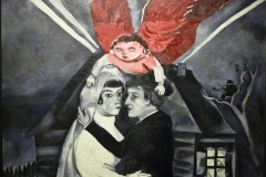 Marc Chagall, les noces, 1911 - SL